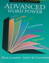 Advanced Word Power - Beth Johnson, Janet M. Goldstein