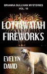 Lottawatah Fireworks (Brianna Sullivan #10) - Evelyn David