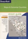 Thomas Guide 2005 Napa & Sonoma Counties Street Guide (Napa And Sonoma Counties Street Guide And Directory) - Thomas Brothers Maps