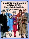 American Family of the 1930s Paper Dolls - Tom Tierney