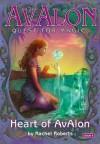 The Heart of Avalon - Rachel Roberts