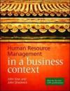 Human Resource Management In Context - John Kew, John Stredwick