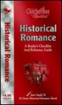 Historical Romance: A Reader's Checklist and Reference Guide - CheckerBee Publishing