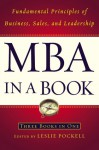 MBA in a Book: Fundamental Principles of Business, Sales, and Leadership - Leslie Pockell, Adrienne Avila