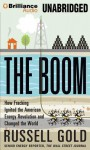 The Boom: Fracking and the Transformation of America - Russell Gold