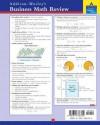 Business Math Review - Addison-Wesley, Stanley A. Salzman, Gary Clendenen