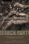 Search Party: Collected Poems - William Matthews