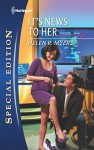 It's News to Her - Helen R. Myers