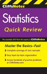 CliffsNotes Statistics Quick Review, 2nd Edition (Cliffsquickreview) - Scott Adams, Peter Z Orton, David H Voelker