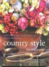 Country Style for the Home - Stephanie Donaldson