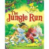 The Jungle Run - Tony Mitton, Guy Parker-Rees