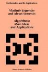Algorithms: Main Ideas and Applications - Vladimir A. Uspensky
