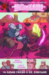 By Brian Clevinger Atomic Robo Volume 8: The Savage Sword of Dr. Dinosaur [Paperback] - Brian Clevinger