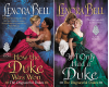 The Disgraceful Dukes (2 Book Series) - Lenora Bell