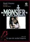 Monster, Libro 20: Lo que de verdad importa - Naoki Urasawa, Naoki Urasawa