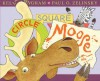 { [ CIRCLE, SQUARE, MOOSE ] } Bingham, Kelly ( AUTHOR ) Sep-23-2014 Hardcover - Kelly Bingham