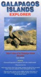 Galapagos Islands Explorer Map By Ocean Explorer Maps - Nigel Sitwell