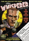 The Whisperer #5: The School for Murder & Murder on the Line - Clifford Goodrich, Laurence Donovan, Walter B. Gibson, Will Murray, Anthony Tollin