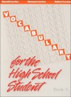 Vocabulary for the High School Student: Book A - Harold Levine