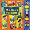 Disney Pixar: My Best Friends: Play-a-Sound Book - Publications International Ltd.