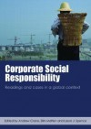 Corporate Social Responsibility: Readings and Cases in a Global Context - Andrew Crane