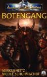 Botengang: Abenteuer-Spielbuch im Geborgenen Land 3 - Markus Heitz, Nicole Schuhmacher