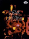 The Complete Preludes and Etudes for Pianoforte Solo (Dover Music for Piano) - Alexander Scriabin