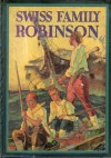 Swiss Family Robinson - J.D. Wyss, T.H. Robinson