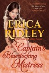 The Captain's Bluestocking Mistress - Erica Ridley