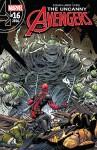 Uncanny Avengers (2015-) #16 - Gerry Duggan, Pepe Larraz, Steve McNiven