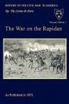 The War on the Rapidan - Comte De Paris