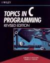 Topics in C Programming - Stephen G. Kochan, Patrick H. Wood