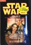 Star Wars: Episode II - Angriff der Klonkrieger (Taschenbuch) - R.A. Salvatore, Regina Winter