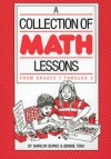 Collection of Math Lessons, A: Grades 1-3 (Math Solutions Series) - Marilyn Burns, Bonnie Tank