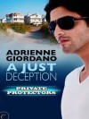 A Just Deception - Adrienne Giordano