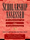 Scholarship Assessed: Evaluation of the Professoriate - Charles E. Glassick, Mary Taylor Huber
