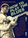 Music Minus One Guitar: Play The Blues Guitar: A Dick Weissman Method (Book & Cd) - Dick Weissman