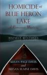 Homicide at Blue Heron Lake - Susan Page Davis, Megan Elaine Davis
