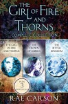 The Girl of Fire and Thorns Complete Collection: The Girl of Fire and Thorns, The Shadow Cats, The Crown of Embers, The Shattered Mountain, The King's Guard, The Bitter Kingdom - Rae Carson