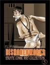 BishonenWorks Erotic Comic Art Book 5 (BishonenWorks Erotic Comic Art, #5) - P.L. Nunn
