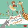 Lotta Lampione und das Affen-Giraffen-Esel-Abenteuer: Ungekürzte Lesung, 1 CD - Tamara Macfarlane, Anna Thalbach, Nina Schindler