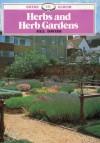 Herbs and Herb Gardens - Jill Rosemary Davies