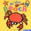At the Beach (Kingfisher Board Books) - Mandy Stanley
