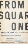 From Square One: A Meditation, with Digressions, on Crosswords (Audio) - Dean Olsher