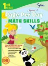 First Grade Page Per Day: Math Skills - Sylvan Learning