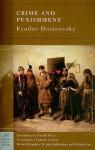 Crime and Punishment - Fyodor Dostoyevsky, Ernest J. Simmons, Constance Garnett