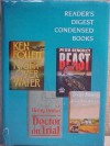 Night Over Water/Doctor on Trial/Beast/Dear Family (Reader's Digest Condensed Books, Volume 1: 1992) - Ken Follett, Henry Denker, Peter Benchley, Camilla Bittle