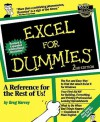 Excel For Dummies - Greg Harvey