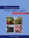 Interactive Vocabulary: General Words - Amy E. Olsen