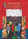 NOT A BOOK Charley Harper Coloring Wall Calendar - NOT A BOOK